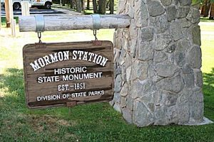 Mormon Station State Historic Site