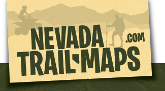 Nevada Trail Maps Logo