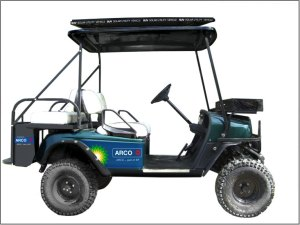 Arco Solar Utility Vehicle